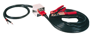 ASSOCIATED EQUIPMENT On the Car Booster CableJump Start System  (4 AWG) AS6139 - Direct Tool Source