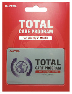 AUTEL MS906 38001988 1Yr Update & Warranty Subscription Card AU38001988 - Direct Tool Source