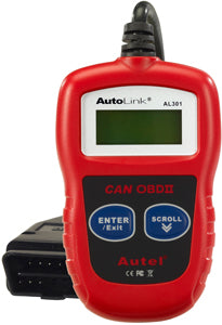 AUTEL OBDII Over the Counter DIYChecker AUAL301