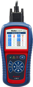 AUTEL AL419 I/M Ready Live Data OBDII Scan Tool Color AUAL419 - Direct Tool Source