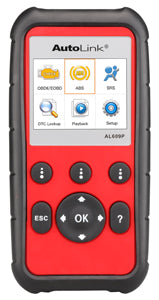 AUTEL AL609P ABS/SRS Service and Scan Tool AUAL609P