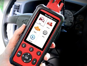 AUTEL MaxiDiag MD808 Professional Scan and Diagnostic Tool, USA Version AUMD808P