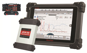 AUTEL MaxiSys MS908P Diagnostic Scan System with VCI (J-2534), USA Version AUMS908P - Direct Tool Source