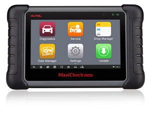 Autel MX808 MaxiCheck All System & Service Diagnostic Tablet, USA Version AUMX808 - Direct Tool Source