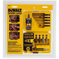 DEWALT 19 PC RAPID LOAD BIT SET BDDW2510