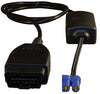 ALLSTART OBD2 Fused Memory Attachment CV71