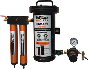 DEVILBISS DAD-PROŸ?? Desiccant Air DryingSystem DV130546 - Direct Tool Source