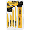 DEWALT 12 Pc Recip Blade Set Kit DW4892 - Direct Tool Source