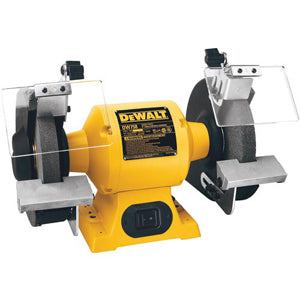 "DEWALT 8"" Bench Grinder DW758 - Direct Tool Source"