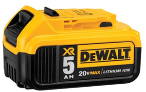 DEWALT 5.0Ah 20V MAX Battery Pack DWDCB205 - Direct Tool Source