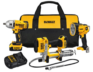 DEWALT 20V Max LI-Ion 3 Pc Tool ComboKit DWDCK397HM2 - Direct Tool Source
