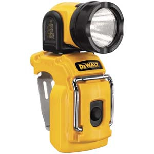 DEWALT 12V LED Flashlight DWDCL510