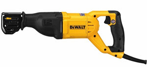 DEWALT  12 Amp Corded ReciprocatingSaw DWE305