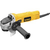 DEWALT 4.5 Small Angle Grinderwith One Touch Guard DWE4011