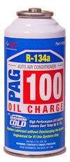 FJC INC. PAG 100 Oil Charge withExtreme Cold FJ9243 - Direct Tool Source