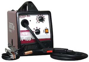 FIREPOWER 135 Amp Wire Feed Welder FP135 FR1444-0326 - Direct Tool Source
