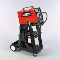 FIREPOWER MIG Welder Cart FR1444-0407 - Direct Tool Source