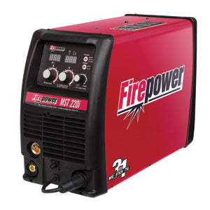 FIREPOWER 3 in One MST 220i Mig Stickand Tig Welder FR1444-0872 - Direct Tool Source