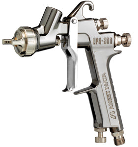 IWATA LPH300 Spray Gun  1. 3 LowVolume Tulip Spray Pattern IWA3955