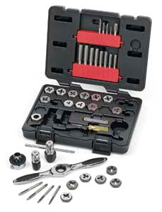 GEARWRENCH 40 Piece GearWrench SAE Tapand Die Set KD3885