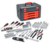 "GEARWRENCH 143 Piece Mechanics Tool Set1/4 -3/8"" Drives KD80938 - Direct Tool Source"