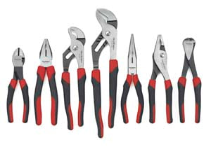 GEARWRENCH 7 Piece Mixed Pliers Set KD82108
