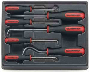 GEARWRENCH 7 Piece Hook and Pick Set KD84000