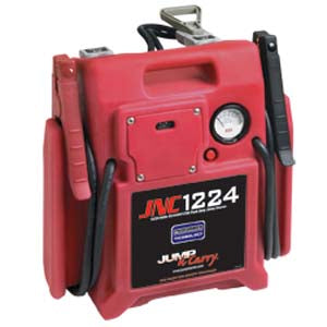 JUMP AND CARRY 3400/1700 Peak Amp 12/24 VoltJump Starter KKJNC1224