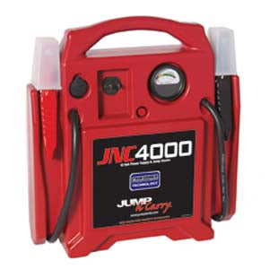 JUMP AND CARRY 1100 Peak Amp 12 Volt JumpStarter KKJNC4000