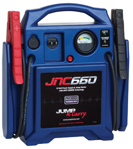 JUMP AND CARRY 1700 Peak Amp 12 Volt Jump Starter KKJNC660