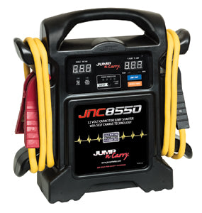 JUMP AND CARRY 550 Amp Start Assist 12VCapacitor Jump Starter KKJNC8550