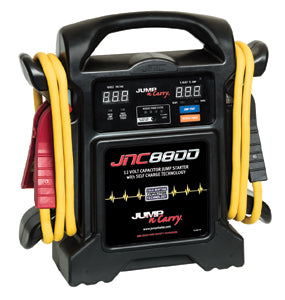 JUMP AND CARRY 800 Amp Start Assist 12VCapacitor Jump Starter KKJNC8800