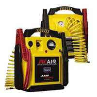 JUMP AND CARRY 1700 Peak Amp 12 Volt JumpStarter with Air KKJNCAIR