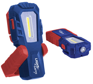 JUMP AND CARRY 200 Max Lumen COB LEDRechargeable Work Light KKLNC1241
