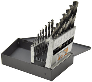 KNKUT 15 Piece Jobber Length DrillBit Set KW15KK5
