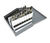 KNKUT 21 Piece Stubby Length DrillBit Set KW21KK7