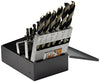KNKUT 25 Piece Metric Jobber LengthDrill Bit Set KW25KK5M - Direct Tool Source