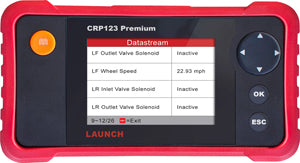 LAUNCH CRP123 Premium Pro-Code OBDIIScan  Tool LAU301050231 - Direct Tool Source