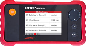 LAUNCH CRP129 Premium Pro-Code  FullAccess Diagnostic OBDII Scan LAU301050232 - Direct Tool Source