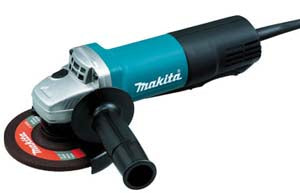 "MAKITA 4.5"" Angle Grinder MK9557PB - Direct Tool Source"