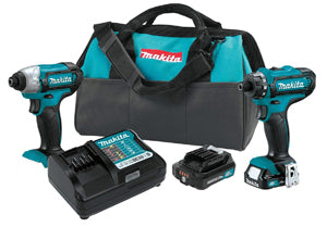 MAKITA 12V CXTŸ?? Hex and Drill DriverKit MKCT230R