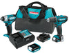 MAKITA 12V Max CXTŸ?? Lithium-Ion Cordless 3-Pc. Combo Kit MKCT323