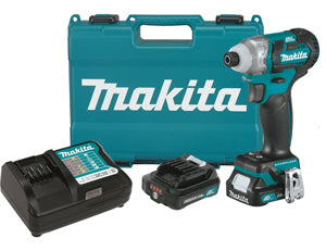 MAKITA 12V max CXTŸ?? Lithium-IonBrushless Cordless Impact MKDT04R1