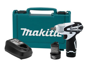 "MAKITA 12V Max 3/8""Anvil CordlessImpact Wrench MKWT01W"
