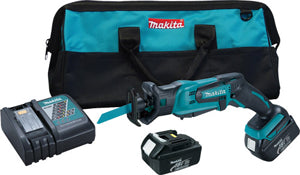 MAKITA 18 Volt Compact Recip Saw Kit MKXRJ01