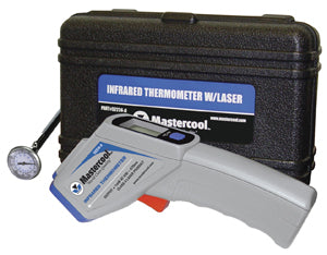 MASTERCOOL Infra Red Temp Gun with PocketThermometer ML52224ASP - Direct Tool Source