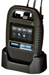 MIDTRONICS Battery & Electrical SystemTester With Registration/Reset MPDSS-5000PKIT - Direct Tool Source