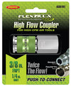 "LEGACY High Flow Coupler 1/4"" Body3/8"" FNPT Flexzilla?? Pro MTA53616FZ"