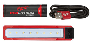 MILWAUKEE 445 Lumen USB RechargeableROVERŸ?? Pocket Flood Light MWK2112-21