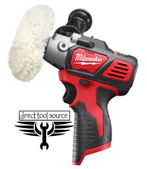MILWAUKEE M12 Mini Variable Speed Polisher/Sander (Tool Only) 2438-20 - Direct Tool Source
